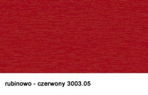 rubinowoczerwony
